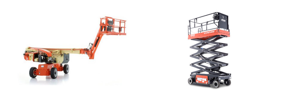 Boom Lifts And Scissor Lifts In Chattanooga And Huntsville